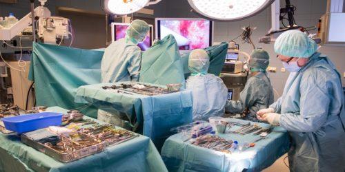 Klinikum Landshut OP Darm