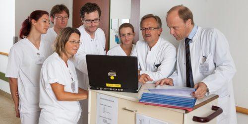 Klinikum Landshut Team