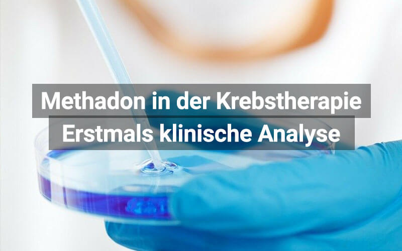 Methadon Krebstherapie