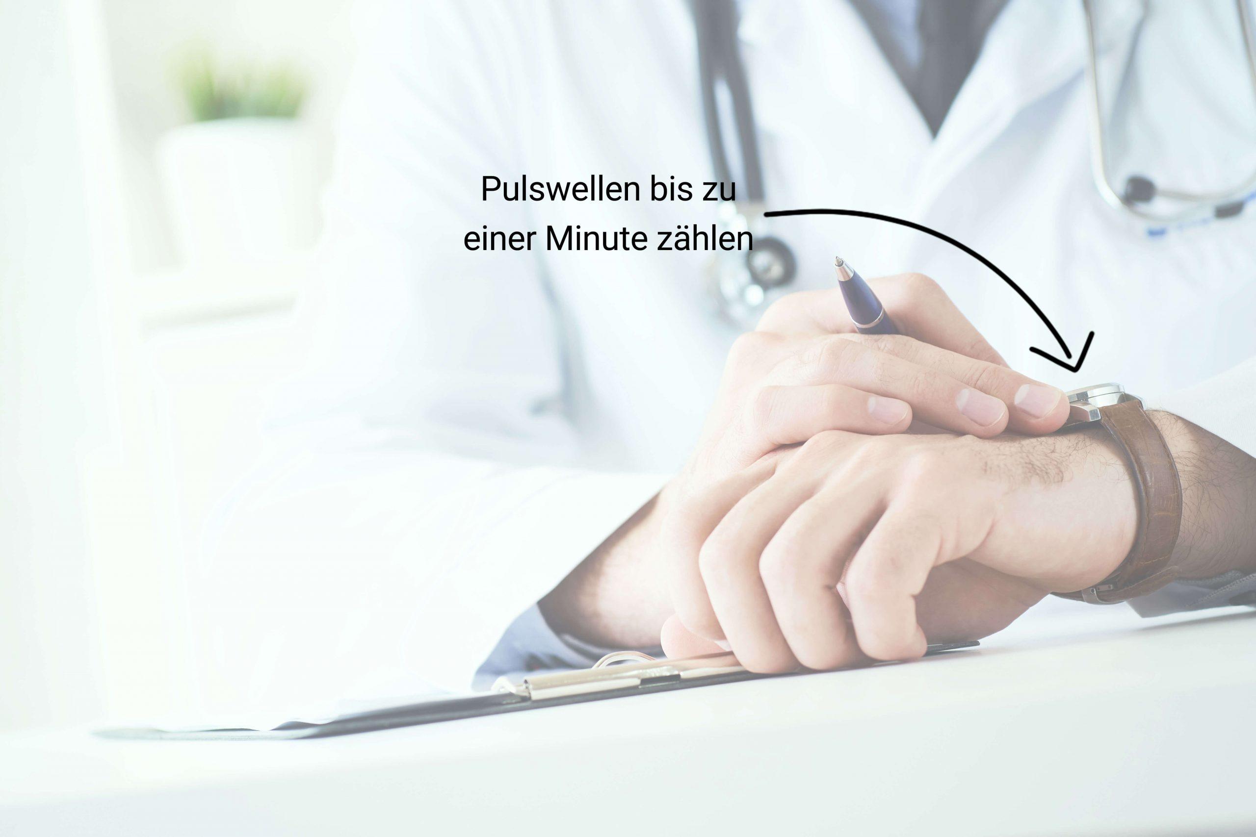 Pulsmessung Zählen