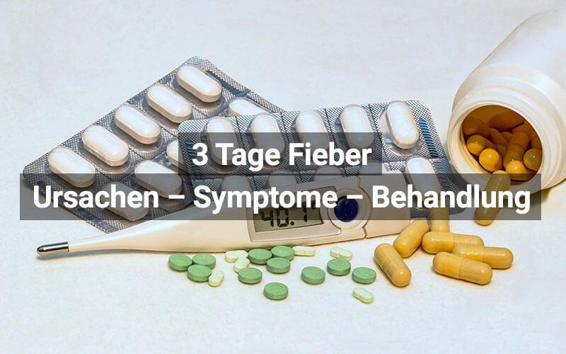 3 Tage Fieber