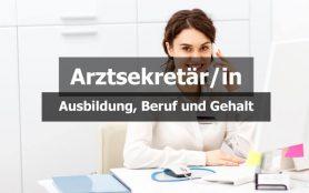 Arztsekretär/in