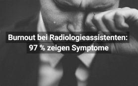 Burnout Radiologieassistenten