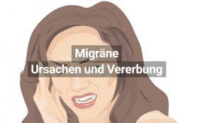 Migräne Vererbbar