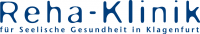 Logo RehaKlinik Blau