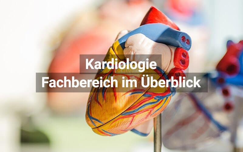 Fachbereich Kardiologie
