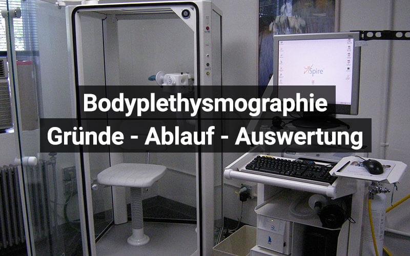 Bodyplethysmographie