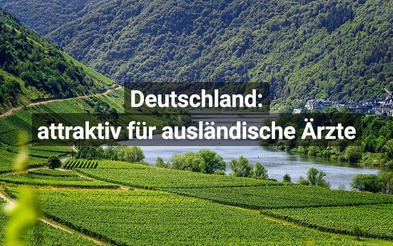 Deutschland Ausländische Ärzte