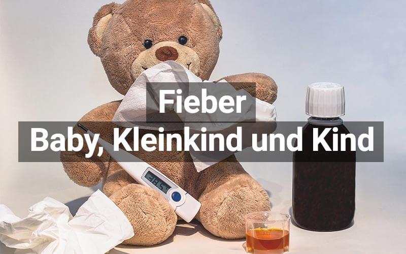 Fieber Baby Kleinkind Kind