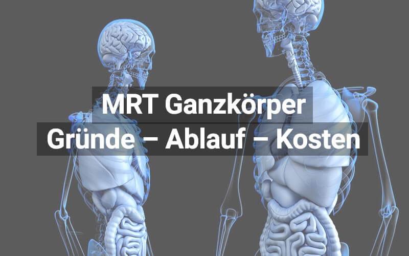 MRT Ganzkörper