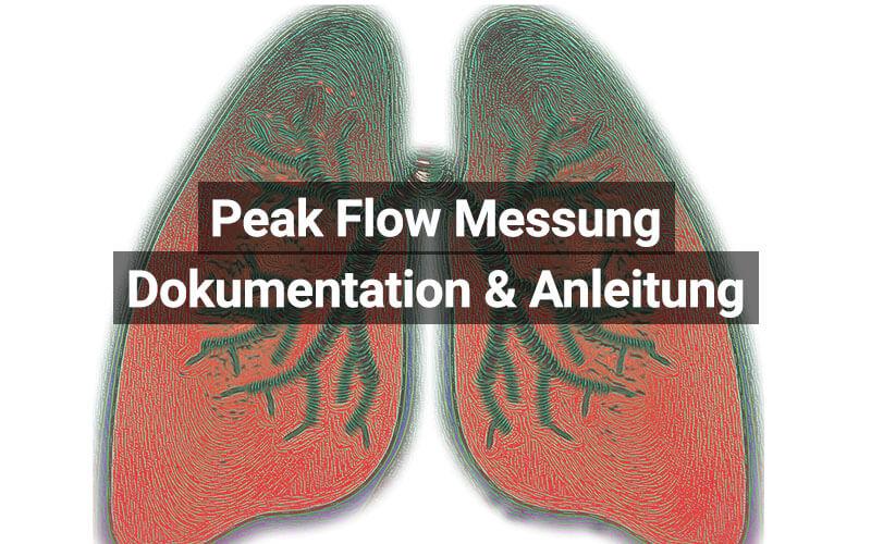 Peak Flow Messung
