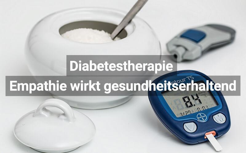 Studie Empathie Diabetestherapie