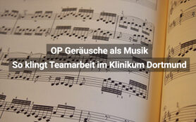 Klinikum Dortmund Rhytmus Von Teamplay