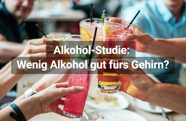 Alkoholstudie Kognitive Fähigkeiten