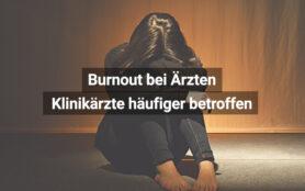 Burnout Klinikärzte