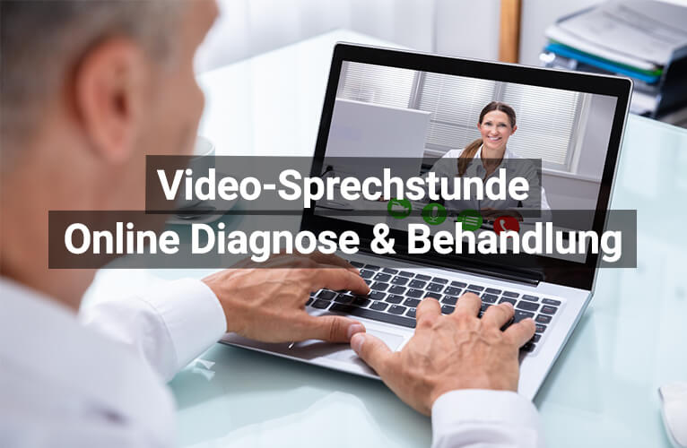 Diagnose Per Videochat