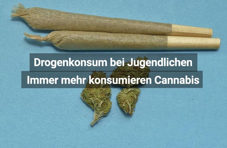 Drogenkonsum Jugendliche 2019