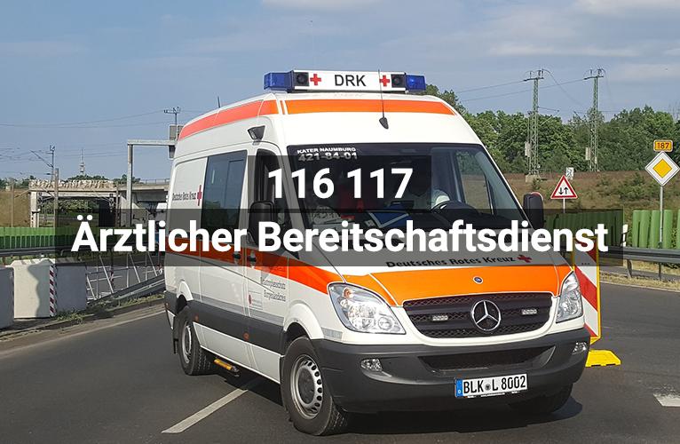 116 117 Ärztlicher Bereitschaftsdienst