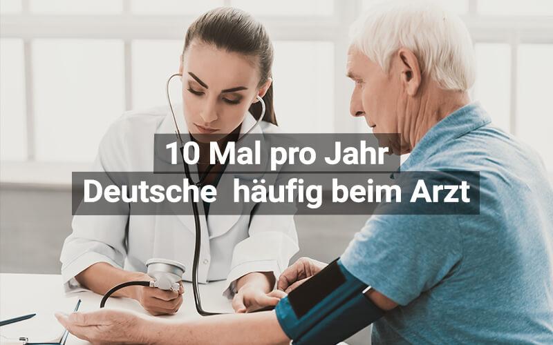 Deutsche Häufig Beim Arzt