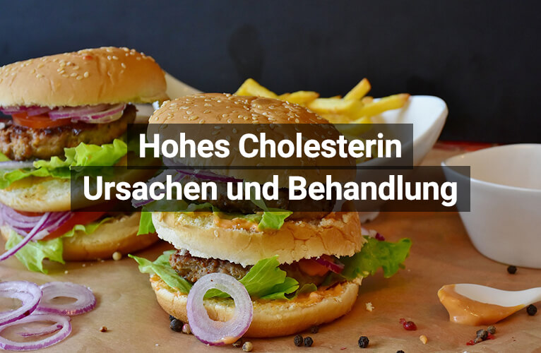 Hohes Cholesterin