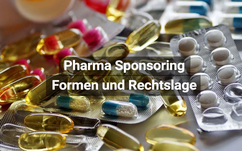 Pharma Sponsoring