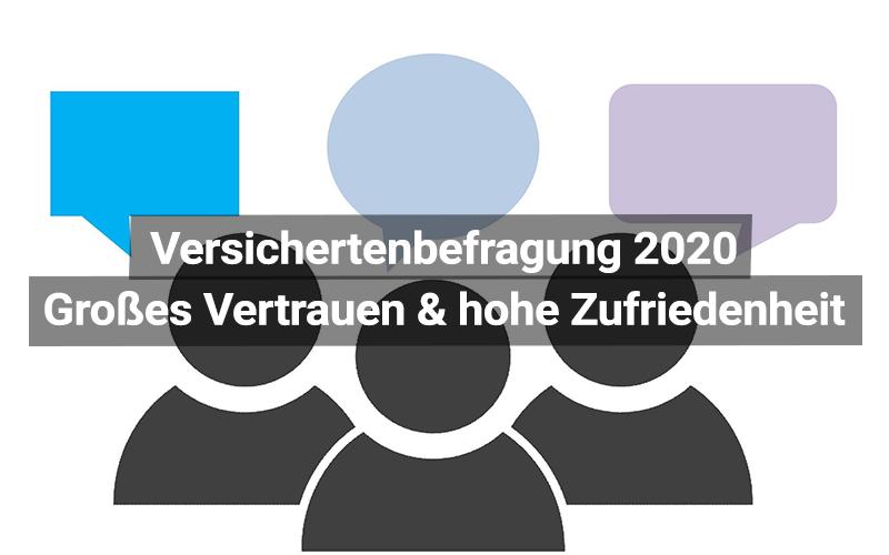 Versichertenbefragung KBV 2020