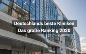 Beste Krankenhäuser Deutschland