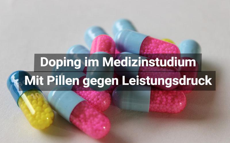 Doping Medizinstudium