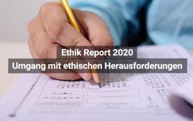 Ethik Report 2020