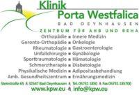 Klinik Porta Westfalica GmbH & Co. KG