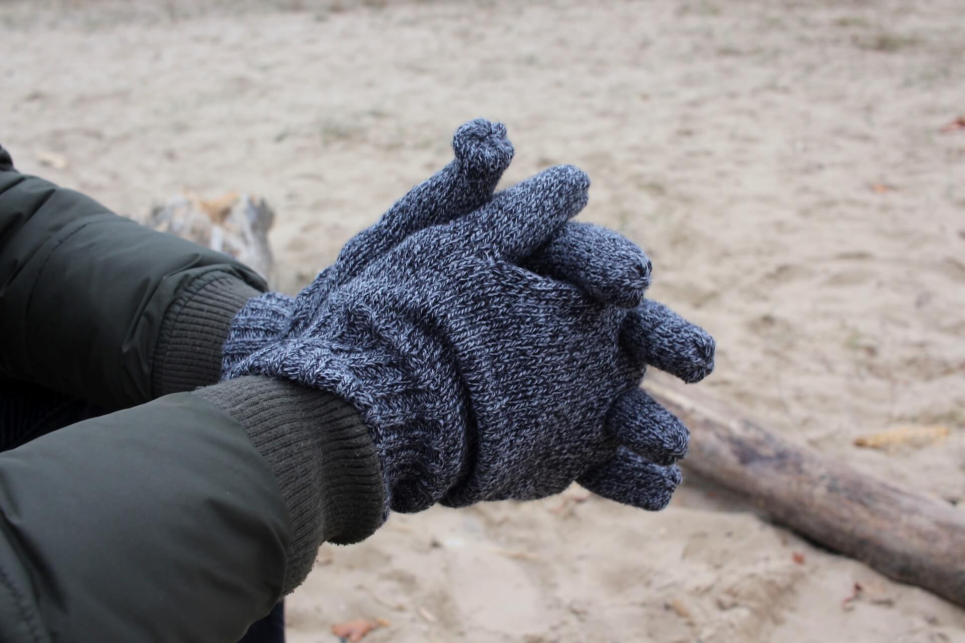 Erkältung vorbeugen: Warme Kleidung