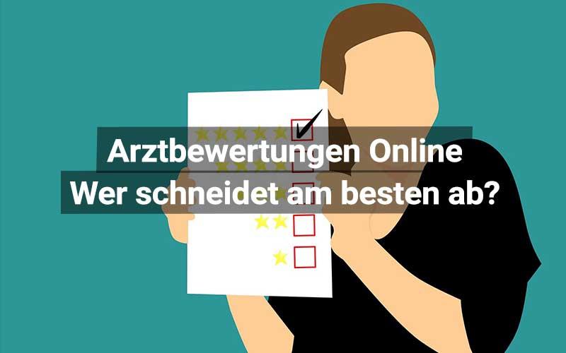 Arztbewertungen Online