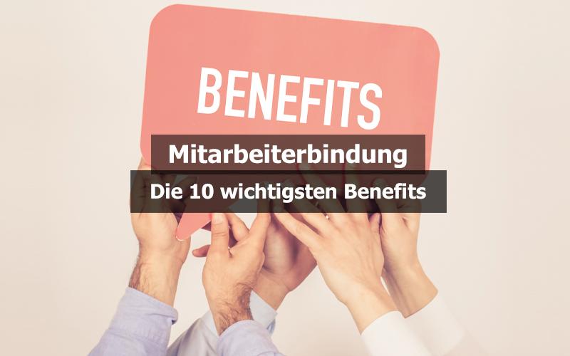 Mitarbeiterbindung Benefits