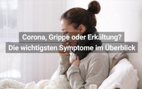 Corona, Grippe Oder Erkältung
