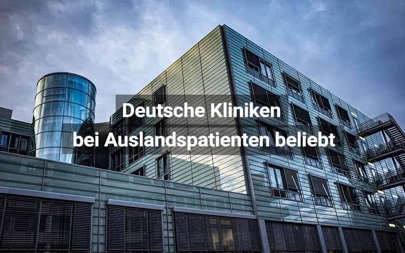 Deutsche Kliniken Beliebt
