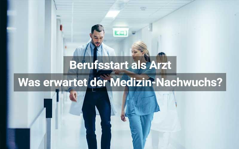 Erwartungen Medizin Nachwuchs An Arbeitgeber