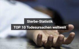 Top Todesursachen