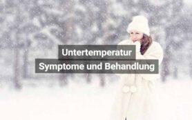 Untertemperatur