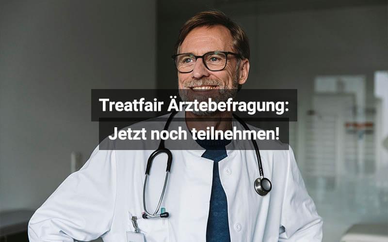 Treatfair Ärztebefragung 2021 2
