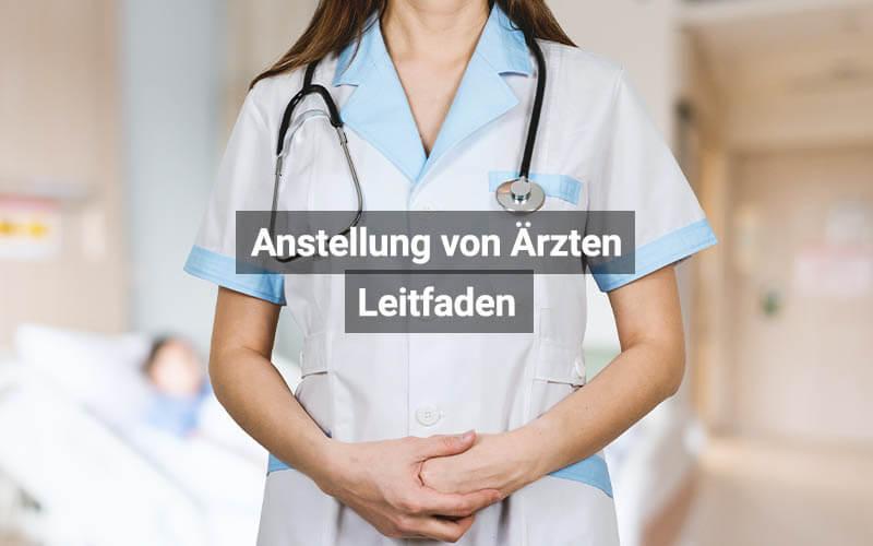 Anstellung Von Ärzten