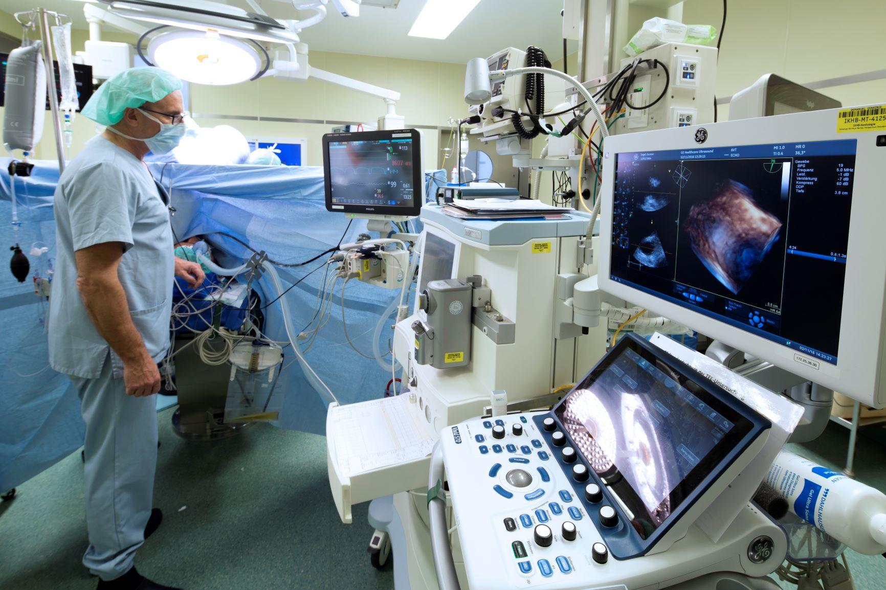 Immanuel Klinikum Bernau Herzzentrum Brandenburg Assistenzarzt Anästhesie Klein