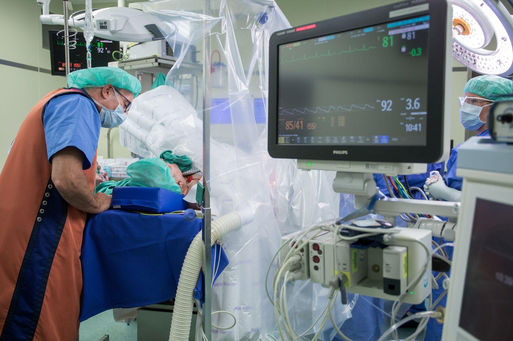 Immanuel Klinikum Bernau Herzzentrum Brandenburg Oberarzt Anästhesie Klein