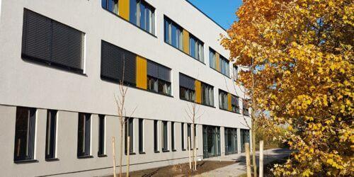 Pflegeschule Kurz Vor Der Eröffnung