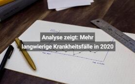 Analyse Zeigt Mehr Langwierige Krankheitsfälle In 2020