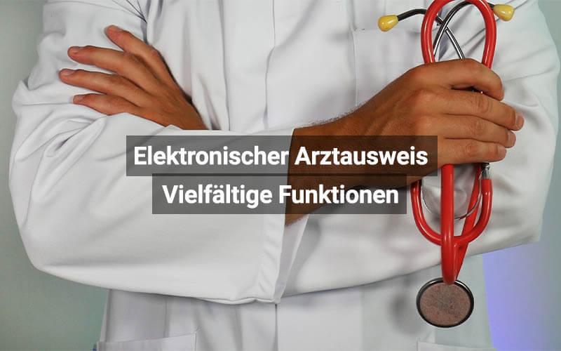 Elektronischer Arztausweis
