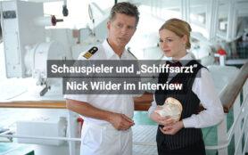 Nick Wilder Interview