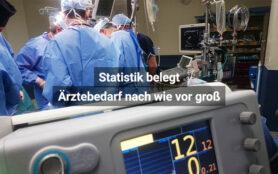 Statistik Ärztebedarf