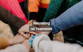 Recruiting Ist Teamwork