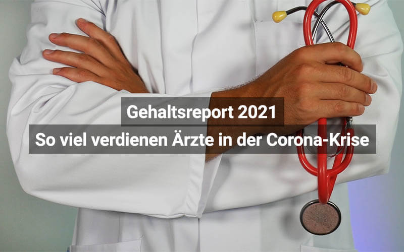 Gehaltsreport 2021