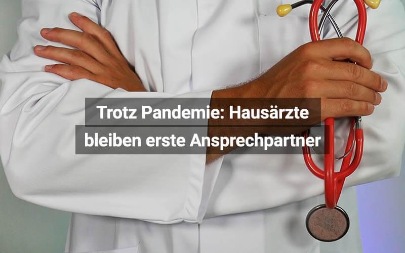 Hausärzte Ansprechpartner In Der Pandemie